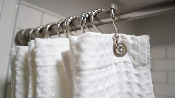 The 5 Best Shower Curtain Rods