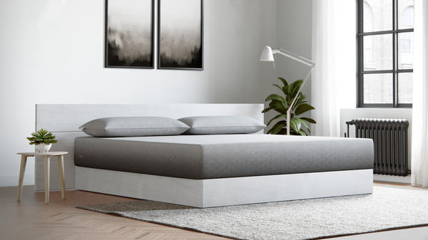 How to put bed sheet on split king size bed